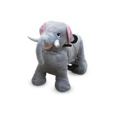 Большой зоомобиль Слон (Joy Automatic)