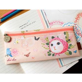 Пенал Choo choo shine - pink hood
