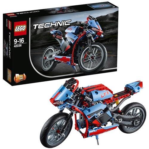 Конструктор - LEGO Тechnic Спортбайк