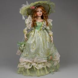 Коллекционная кукла «Жанна»