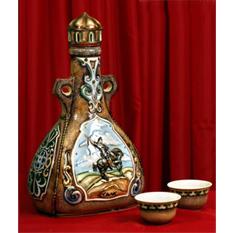 Сувенирный штоф «Башкунек»