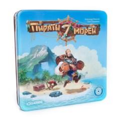 Настольная игра Пираты 7 морей