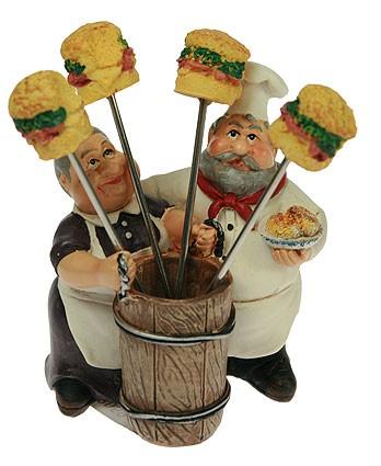 Подарочный набор для фруктов Mr. and Mrs. Сook