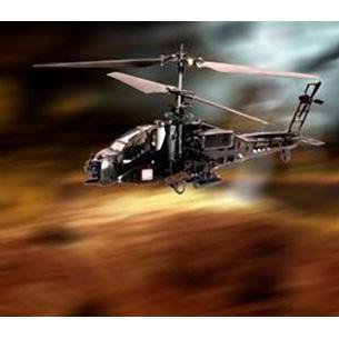 Модель вертолет Apache