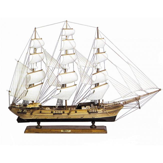 Модель парусного корабля Фрегат XVIII