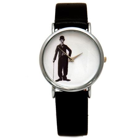 Наручные часы «Чарли Чаплин»