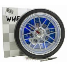 Часы Колесо с подсветкой (диаметр 35 см)