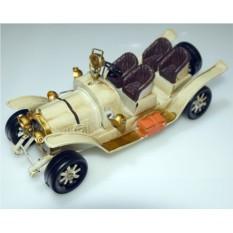 Модель ретро кабриолета