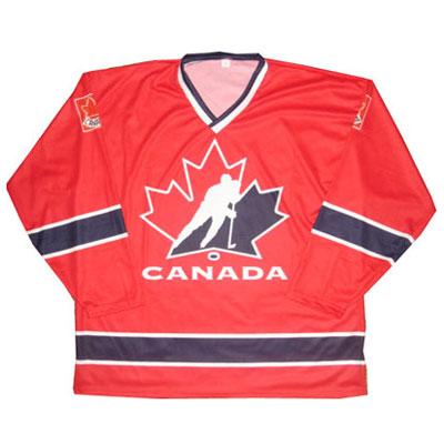 Хоккейный свитер сборной Канады