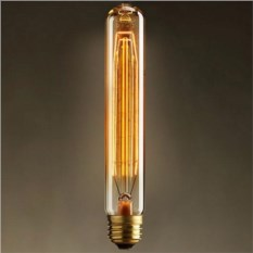 Винтажная лампочка Эдисона