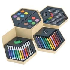 Набор для рисования из 52 предметов