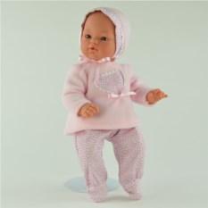 Игровая кукла ASI Коки в розовом костюме (36 см)