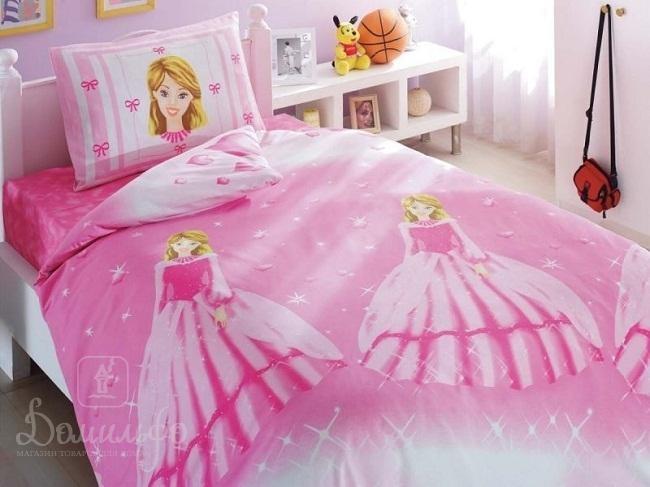 Детское постельное белье Элегант Sinem