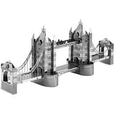 3D-пазл из металла «Тауэрский мост»