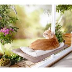 Оконная кровать для кота Sunny Seat Window Mounted cat bad