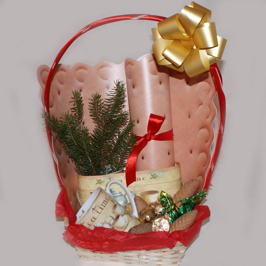 Новогодний подарок Чайная компания