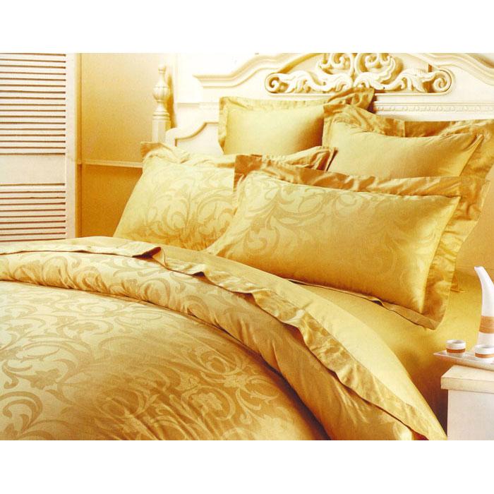 Постельное белье Gold Jacuard