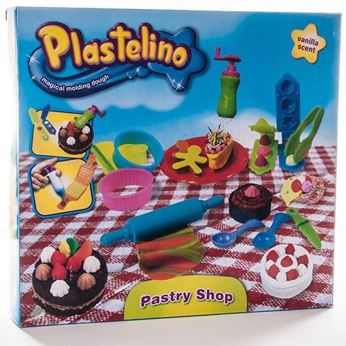 Набор для творчества Plastelino Пекарня