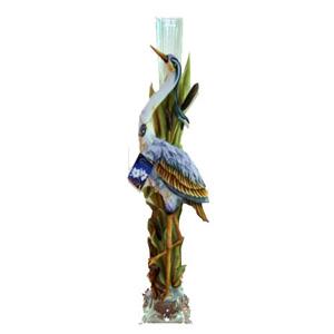 Ваза декоративная «Цапля» 80 см