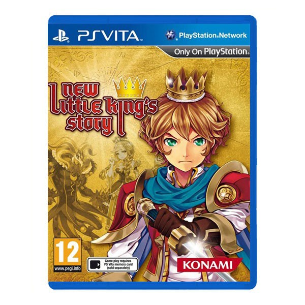 Игра New Little King's Story (PS Vita)