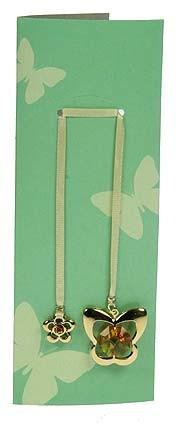 Закладка для книги Бабочка