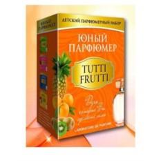 Детский набор парфюмера Tutti frutti