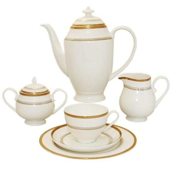 Чайный сервиз на 6 персон Emerald Очарование