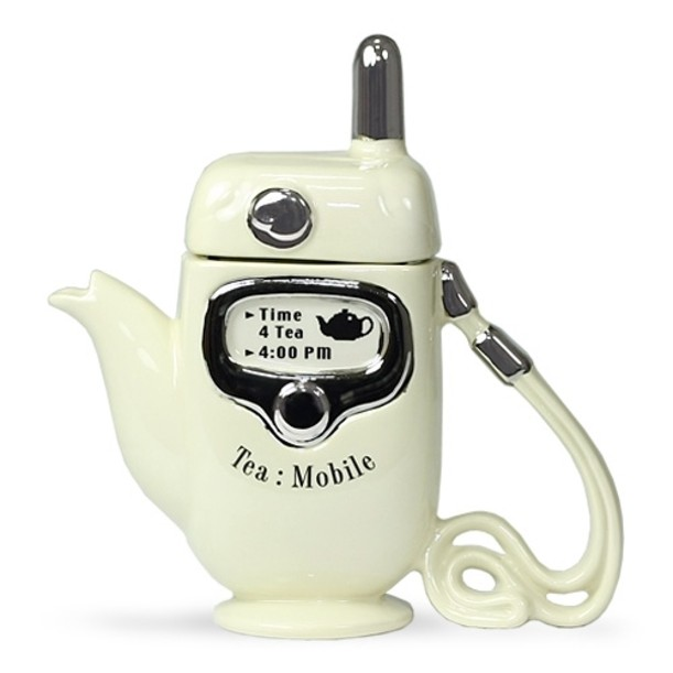 Чудо-чайник «Мобильник»
