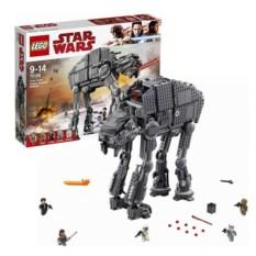 Конструктор Lego Star Wars Штурмовой шагоход Первого Ордена