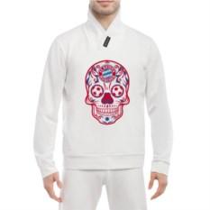 Мужская толстовка Bayern Мексиканский череп