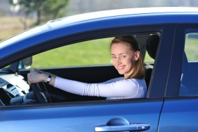 Подарочный сертификат Безопасное вождение для дам
