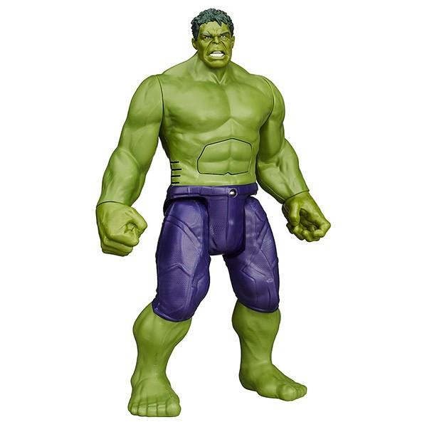 Интерактивная фигрука Халка от Hasbro Avengers