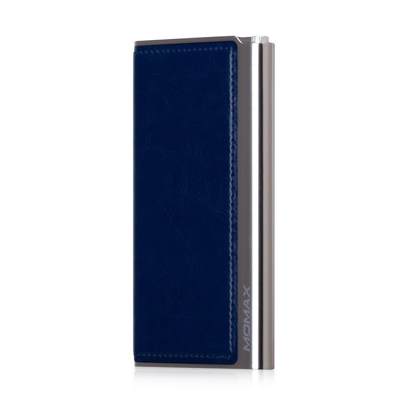 Внешний аккумулятор 5000 mAh Momax iPower Elite Blue