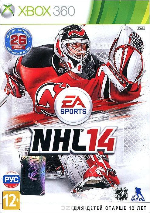 Игра NHL 14 (Xbox 360)