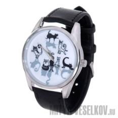 Часы Mitya Veselkov Кошки и коты