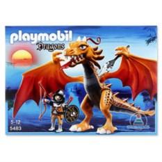 Конструктор Playmobil «Азиатский дракон: Огненный Дракон»
