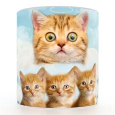 Кружка с 3D печатью Котята