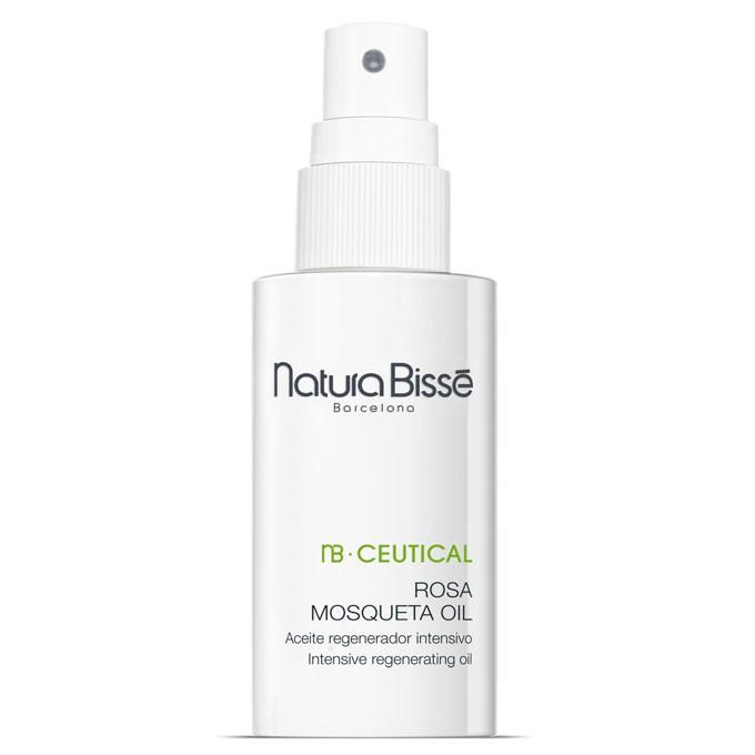 Активное розовое масло для сухой кожи, 100 ml (Natura Bisse)
