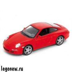 Модель машины 1:34-39 Porsche 911(997) Carrera S Coupe