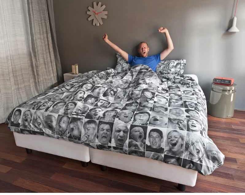 Комплект постельного белья Сладких снов