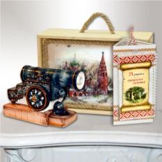 Подарочный набор Сибирь и Царь-пушка