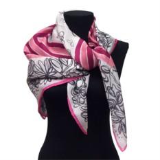Женский платок на голову Nina Ricci