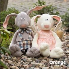 Мягкая игрушка Orange Toys Зайка Миша