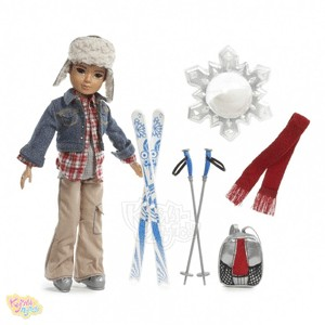 Игрушка мальчик Moxie Волшебные снежинки, Оувен