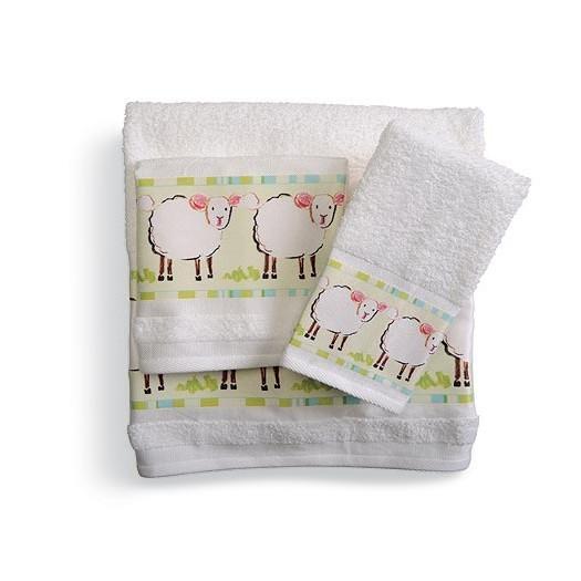 Полотенце банное Kiddie Farm