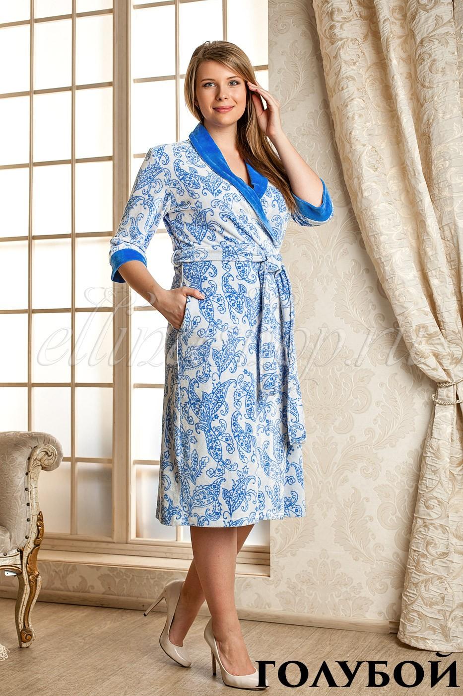 Женский халат Isabella