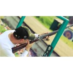Стендовая стрельба в Подольске (35 выстрелов)