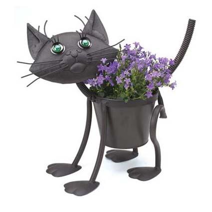 Кашпо «Котёнок»