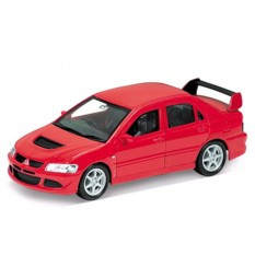 Модель машины Welly MITSUBISHI LANCER EVOLUTION VIII.