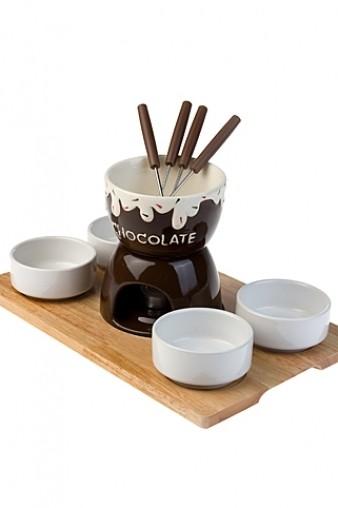 Набор для шоколадного фондю с пиалами